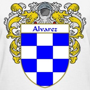 Alvarez Coat of Arms/Family Crest - Women's T-Shirt