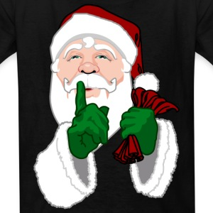 Santa Clause T-shirts Kid's Christmas Shirts - Kids' T-Shirt