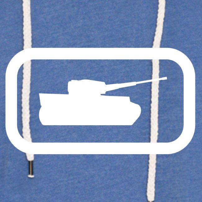 Axis & Allies Tank Logo Hoodie