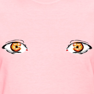 Marmalade Eyes - Women's T-Shirt
