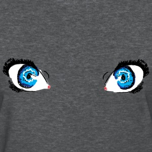 Glacier Blue Eyes - Women's T-Shirt