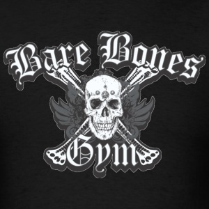 bare bones gym T-Shirts - Men's T-Shirt