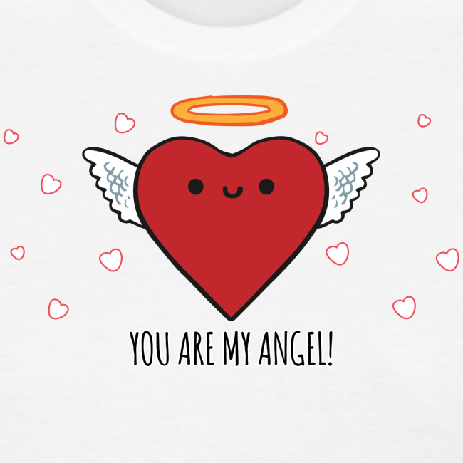 Wawa Tees Designs For Any Style And Attitude You Are My Angel