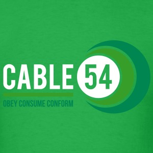 Cable 54 - Men's T-Shirt