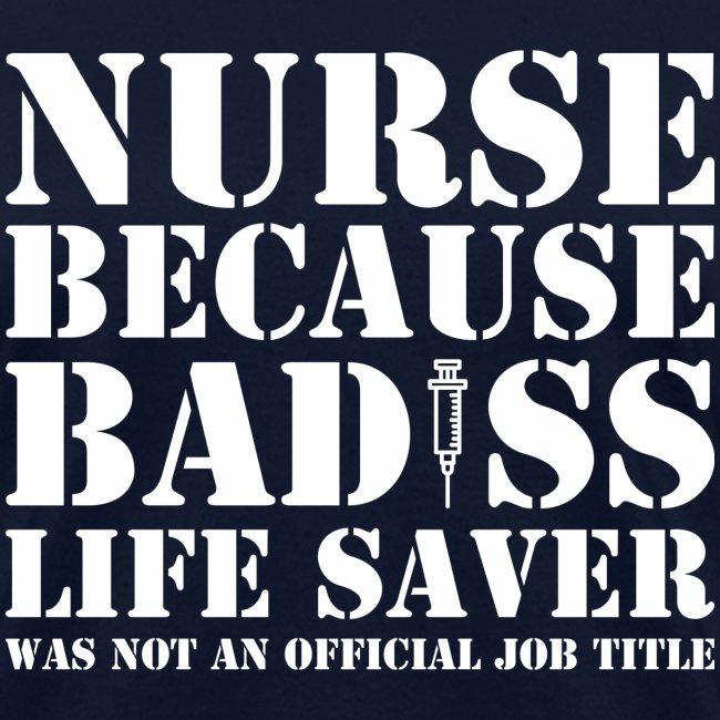 Badass Life Saver