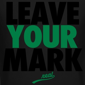 Leave Your Mark Men's Shoes Long Sleeve Shirts - Crewneck Sweatshirt