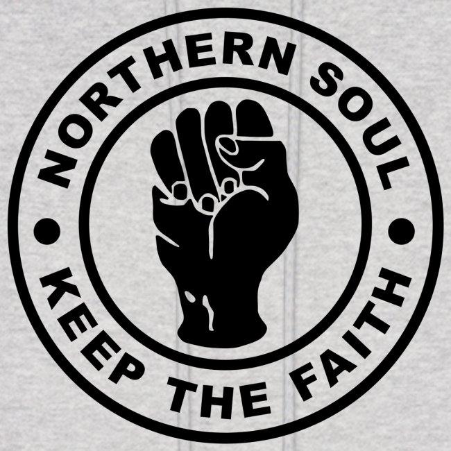Northern Soul Keep the Faith Hoodie