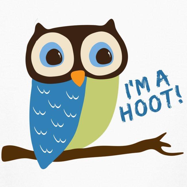Owl Art I M A Hoot