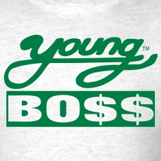YOUNG BOSS T-Shirts