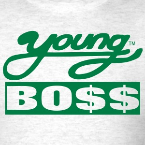 YOUNG BOSS T-Shirts - Men's T-Shirt