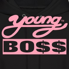 YOUNG BOSS Hoodies