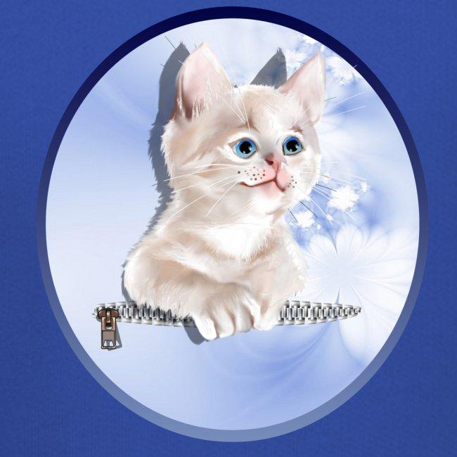 Sweet Pocket Kitten Oval