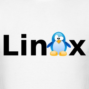 the linux tee v1.0 - Men's T-Shirt