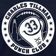 Design ~ Charles Tillman PUNCH CLUB (#33)