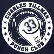 Design ~ Charles Tillman PUNCH CLUB (#33)