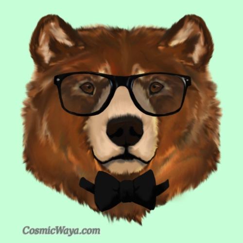 Dapper Bear