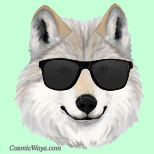 Boss White Wolf