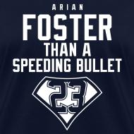 Design ~ SPEEDING BULLET Arian Foster (#23)