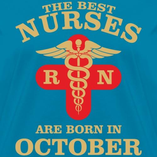 The Best Nurses are born in October