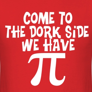 Come to the dork side - Men's T-Shirt
