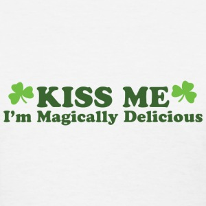 Kiss Me I'm Magically Delicious T-Shirt - Women's T-Shirt