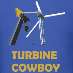 turbinecowboy_berg T-Shirts - Men's T-Shirt