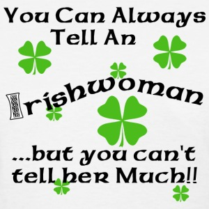 Irish Woman T-Shirt - Women's T-Shirt
