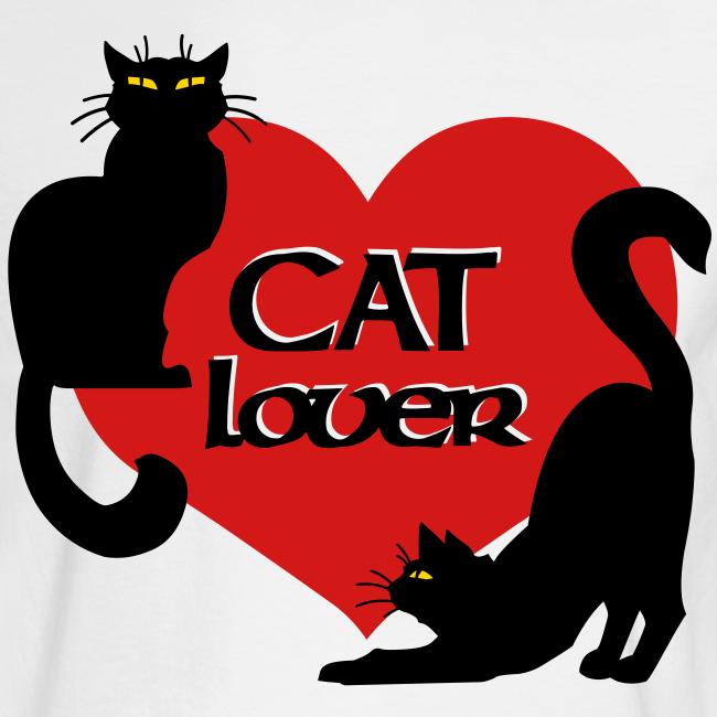 Cat Lover Shirts Men's Shirts Cat T-shirt