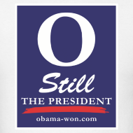 Design ~ O Still the President Men's Tee