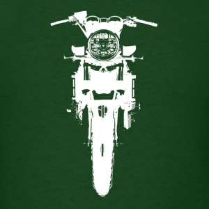 motorcycle Kawasaki Suzuki Bike - Men's T-Shirt