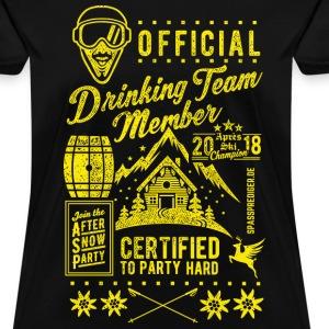 Drinking Team Member T.-Shirts