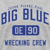 Design ~ BIG BLUE Jason Pierre-Paul (DE #90)
