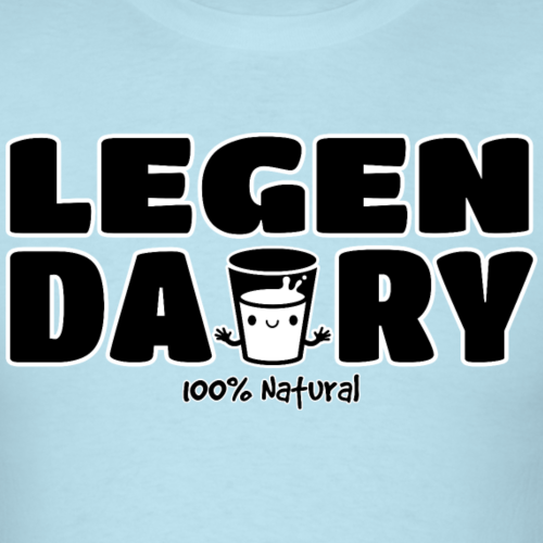 Legen Dairy (Black)