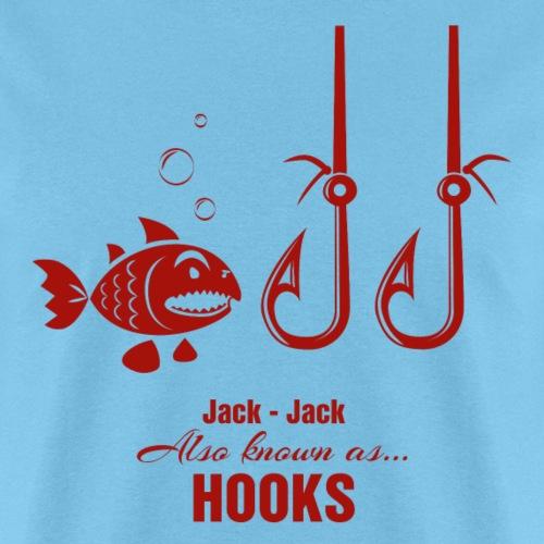 Jack Jack, J-J, Hooks, Poker Pocket Pair