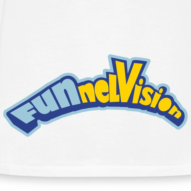 M.I.K.E GLITTER (Front) & FUNnel Vision on yo Booty (Back)