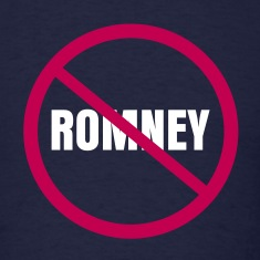 NO ROMNEY RYAN T-Shirts