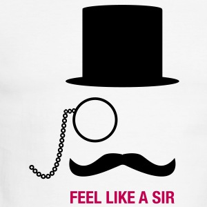 Feel Like A Sir T-Shirts - Men's Ringer T-Shirt