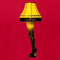 CHRISTMAS STORY LEG LAMP T-Shirts