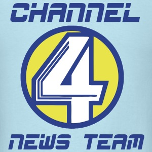 channel4news T-Shirts - Men's T-Shirt