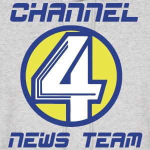 channel4news Hoodies - Men's Hoodie