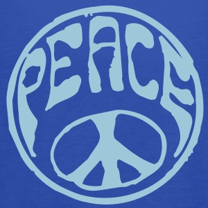 PEACE Tanks - Women's Flowy Tank Top by Bella