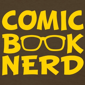 Comic Book Nerd - Women's T-Shirt