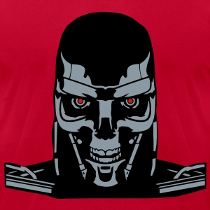 cyborg T-Shirts - Men's T-Shirt by American Apparel