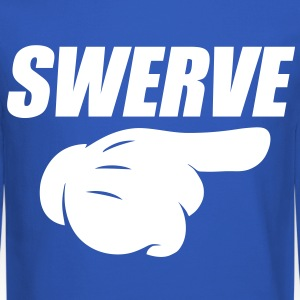Swerve Long Sleeve Shirts - stayflyclothing.com - Crewneck Sweatshirt