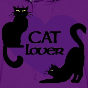 Cat Lover Shirts Gifts Hoodies - Women's Hoodie