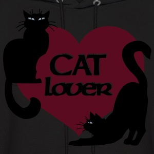 Cat Lover Shirts Gifts Hoodies - Men's Hoodie