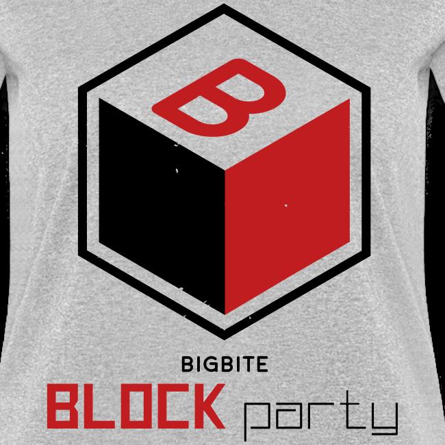 BIGBITE Block Party Women's Tee