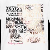 Design ~ Tiffany Typography