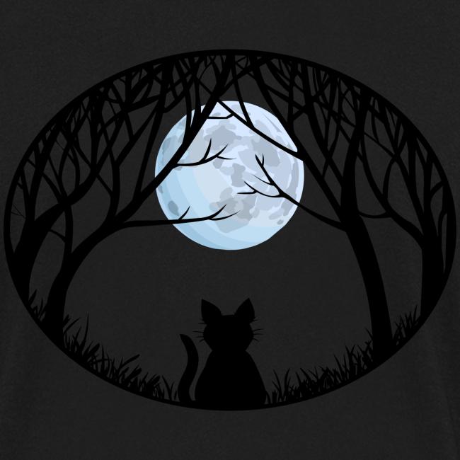 Fat Cat Shirts Men's Cat Lover Shirt