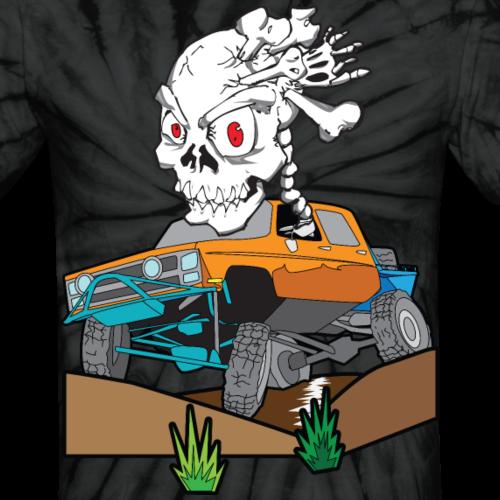 Off-Road Rock Crawling Skully Truck